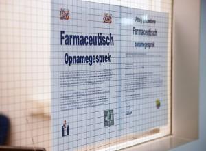 farmaceutisch-opnamegesprek