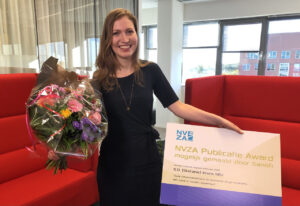 Sanofi Award 2020 Stefanie Krens